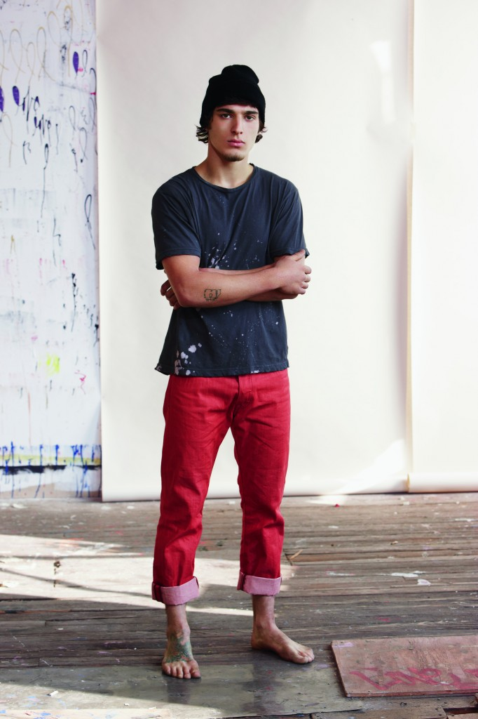 Levi's launches non-denim jeans