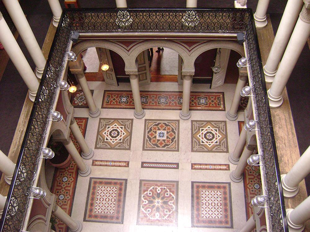 Palacete Ribeiro da Cunha12