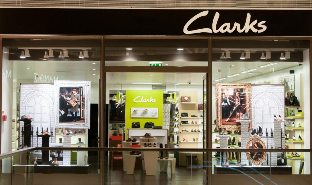 CLARKS loja FS 1
