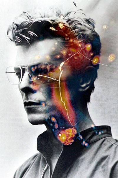 David Bowie by Lucas Simões