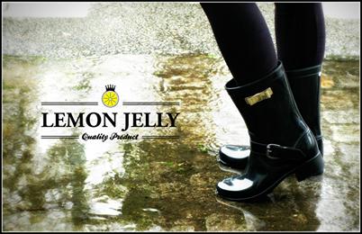 lemon jelly boots